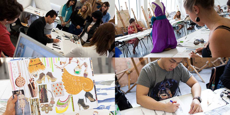 Fashion design summer school london college of fashion ual Fashion designing schools