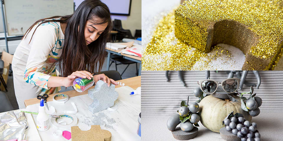 Set Design and Prop Making for Fashion Editorial