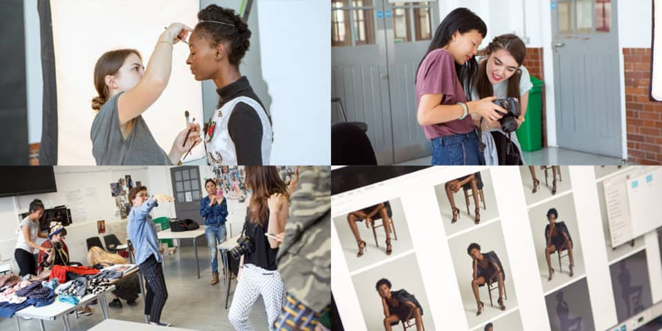 Fashion Styling And Media Summer School London College Of Fashion Ual