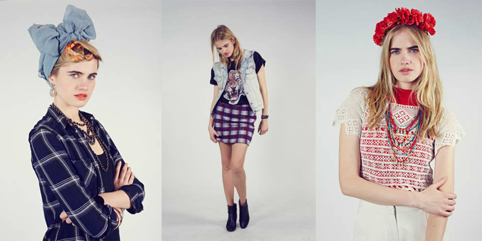 Fashion Media Styling: Student work