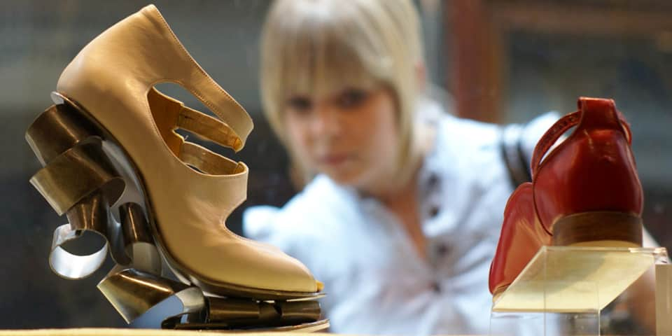 Fashion Buying and Merchandising for Footwear short course