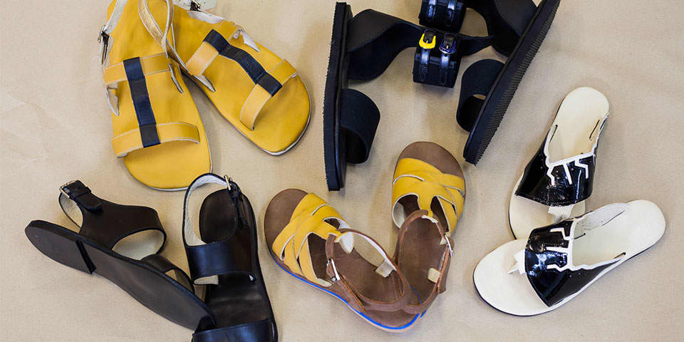 Shoe Making: The Sandal