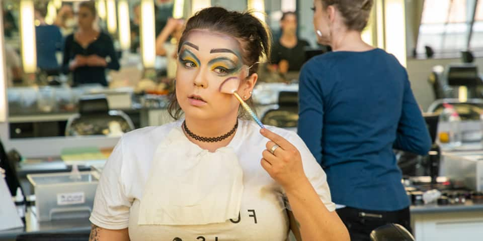 Drag and Stage Makeup