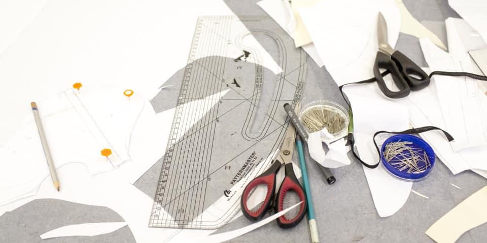 Pattern cutting: student kit