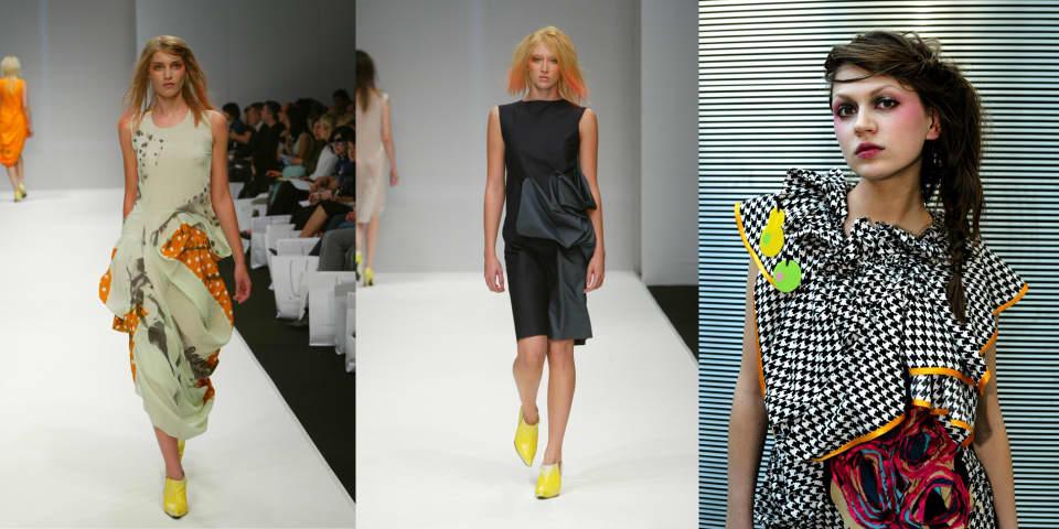 Subtraction Pattern Cutting at London Fashion Week
