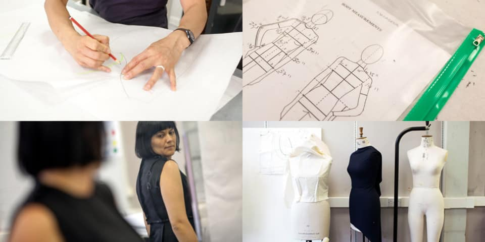 Customised Pattern Cutting & Fitting: Intensive