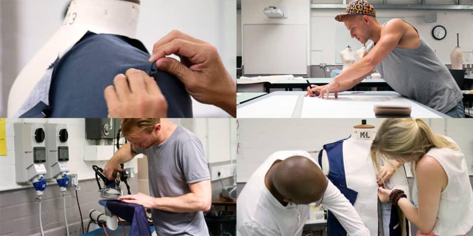Menswear Pattern Cutting