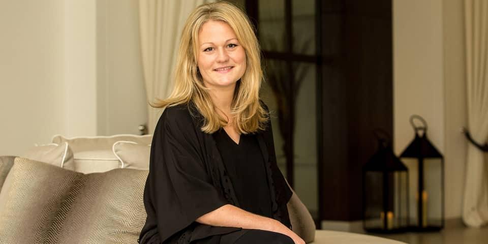 Sarah Bailey, Visual Merchandising course tutor