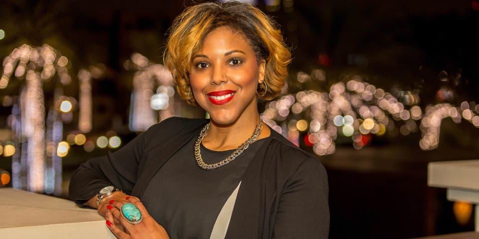 Sharon Hughes, course tutor