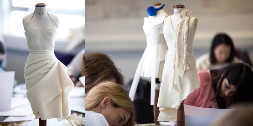 Fashion Design Intensive London College Of Fashion Ual