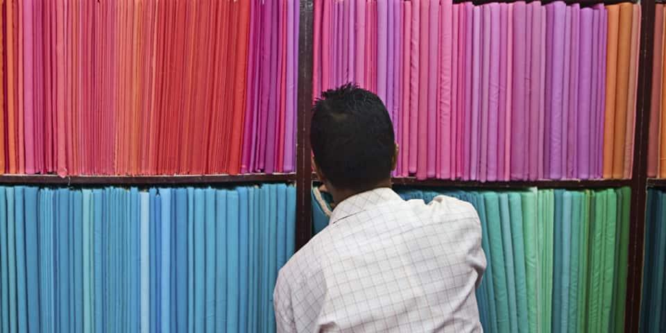Understanding Fabrics: Colouring and Finishing Fabrics