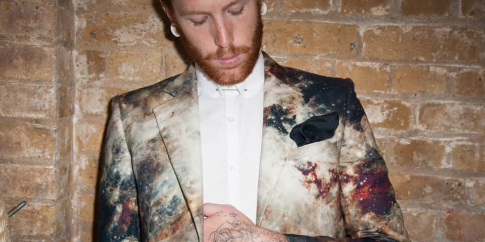 Work by BA (Hons) Bespoke Tailoring student Wendy Ho