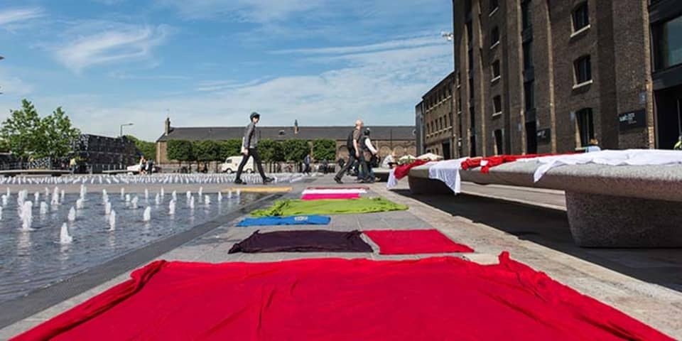 Central Saint Martins, Granary Square, King's Cross