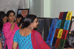 Udaan Art exhibition