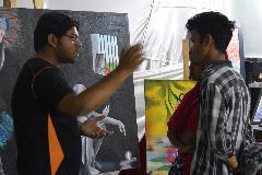Udaan Art exhibition
