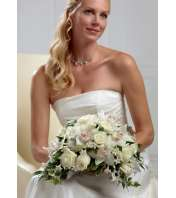 The FTD® White on White™ Bouquet