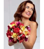 The FTD® Butterfly Kisses™ Bouquet