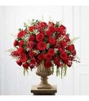 The FTD® Love & Honor™ Altar Arrangement