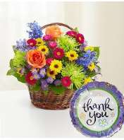 Beautiful Basket to Say Thank You