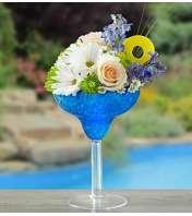 Blue Hawaiian Floral Margarita™