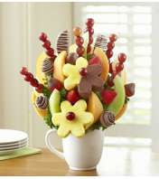 Cup of Cheer Fruit Bouquet