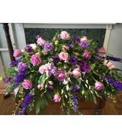 Pink & Lavender Memories