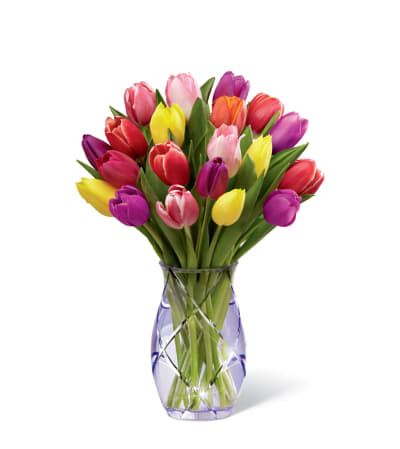 The FTD® Spring Tulip Bouquet