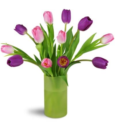 Royal Spring Tulip Bouquet™