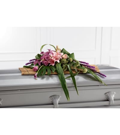 The FTD® Affection™ Casket Spray
