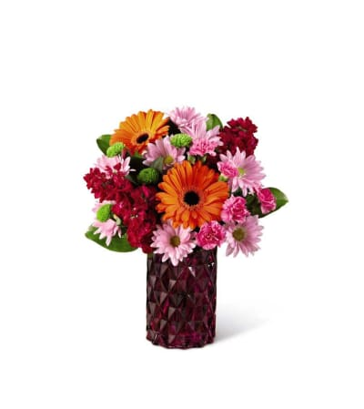 The FTD® Brightly Bejeweled™ Bouquet