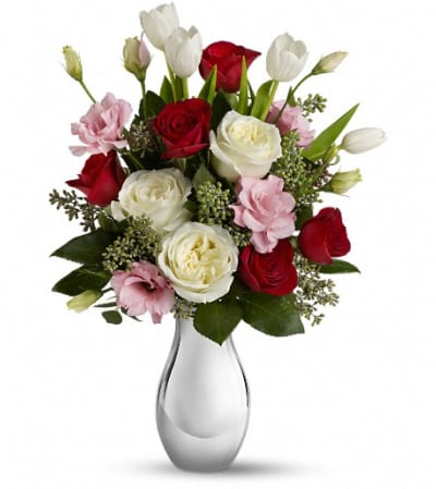Browse our promo page to find the best Teleflora coupon codes. With Teleflora, you can send the highest quality flowers and stay within your budget. We always list our latest Teleflora discount codes right here, including any free service fee coupons we might be offering.