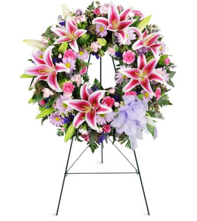 Stargazer Sentiments Wreath™