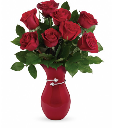 Gift From The Heart Bouquet