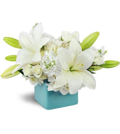 Precious Lilies Cube™