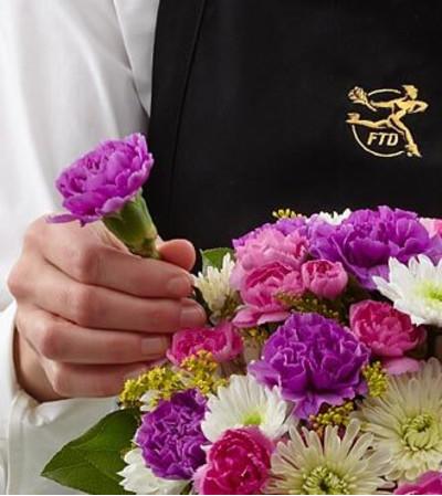 The Florist Designed Bouquet by FTD®