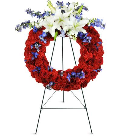 Passionate Grace Wreath™