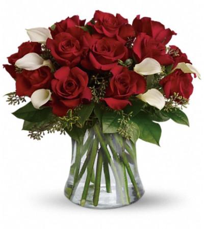 Be Still My Heart - Dozen Red Roses