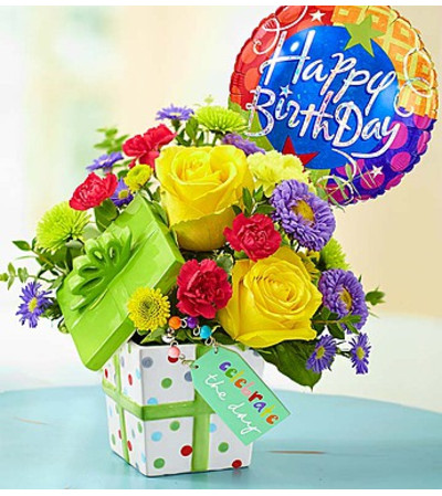 """""""Celebrate the Day"""" Bouquet"""