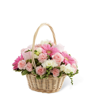 The FTD® Enduring Peace™ Basket