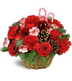 Basket Full of Christmastime