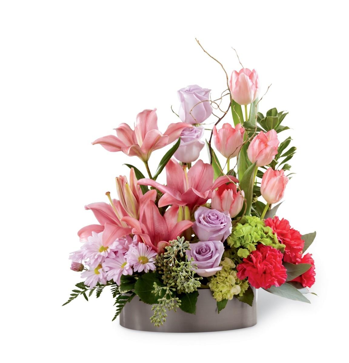 The ftd garden of grace™ … nashua nh florist