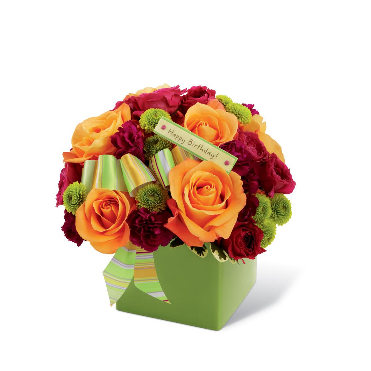 The FTD Birthday Bouquet Urbandale IA Florist