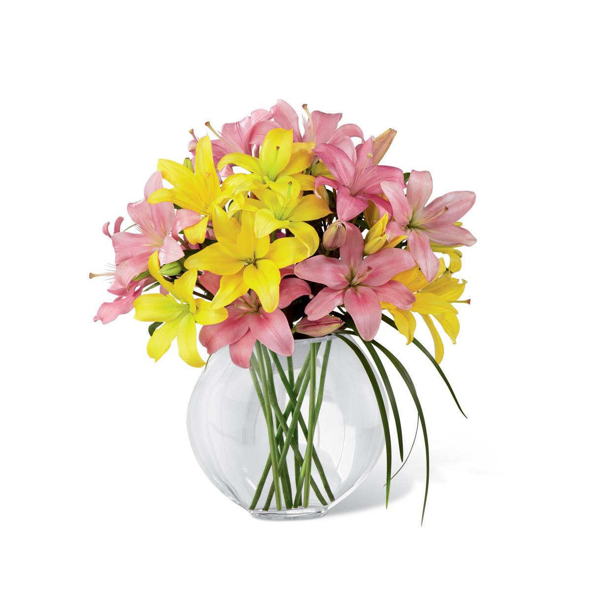 The FTD Lilies & More™ Bouquet Urbandale IA Florist