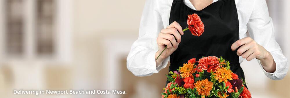 Newport Beach Florist Deal of the Day