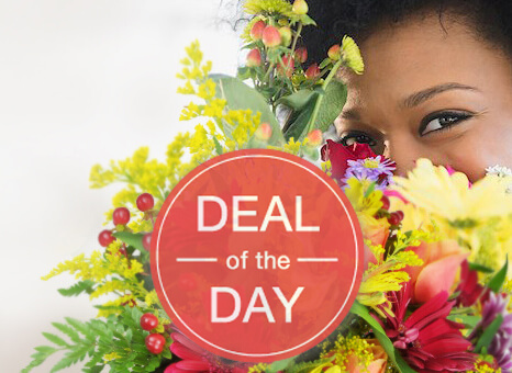 Garden City Florist Deal of the Day