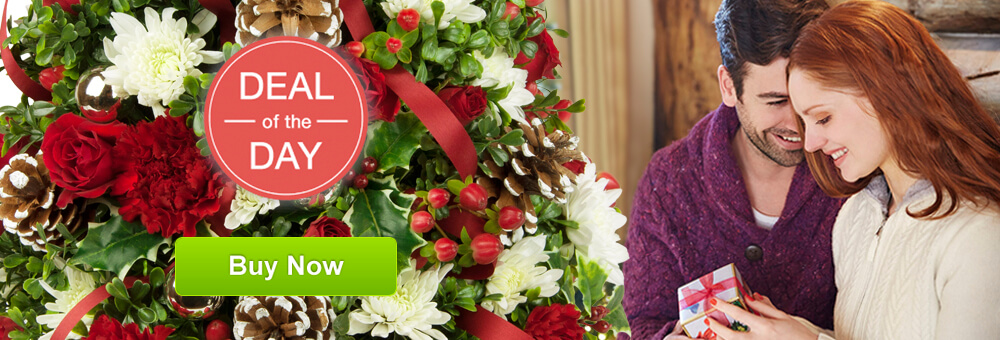 Garland Florist Deal of the Day