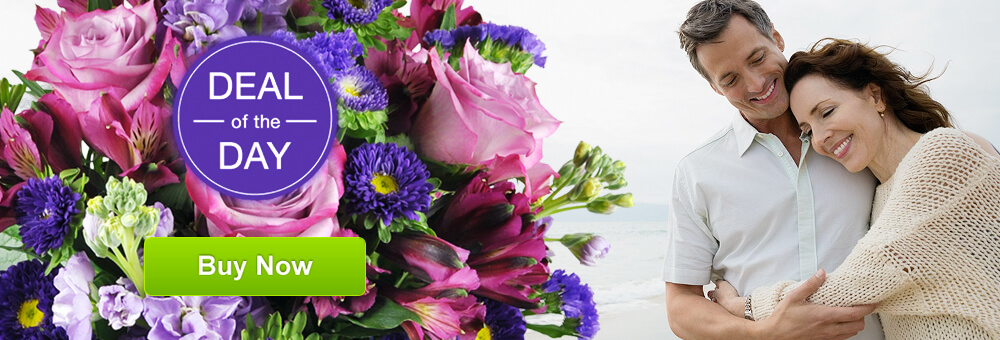 Seattle Florist Deal of the Day