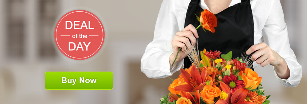 City Of Commerce Florist Deal of the Day