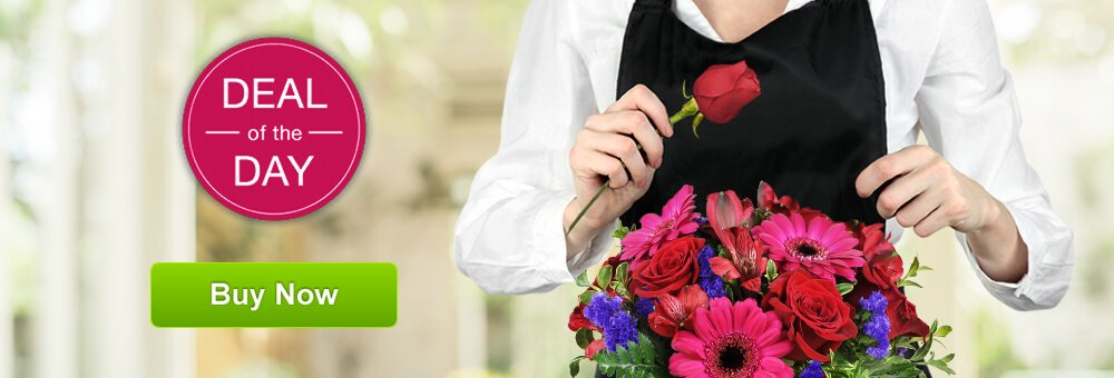 Madison Florist Deal of the Day