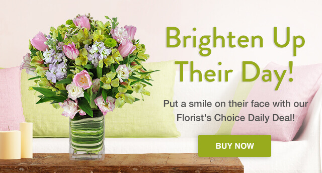 Philadelphia Florist Deal of the Day